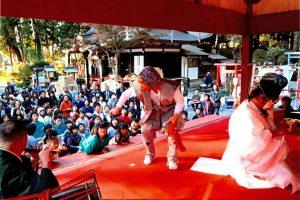 薬師寺八幡宮祭り