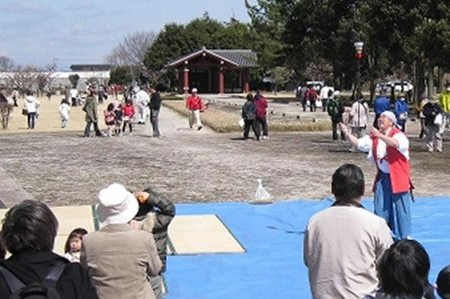 下野薬師寺史跡まつり