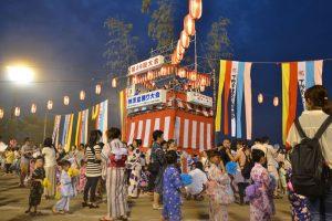 国分寺盆踊り・花火大会