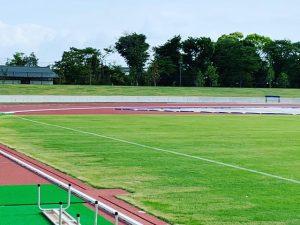 大松山運動公園・陸上競技場