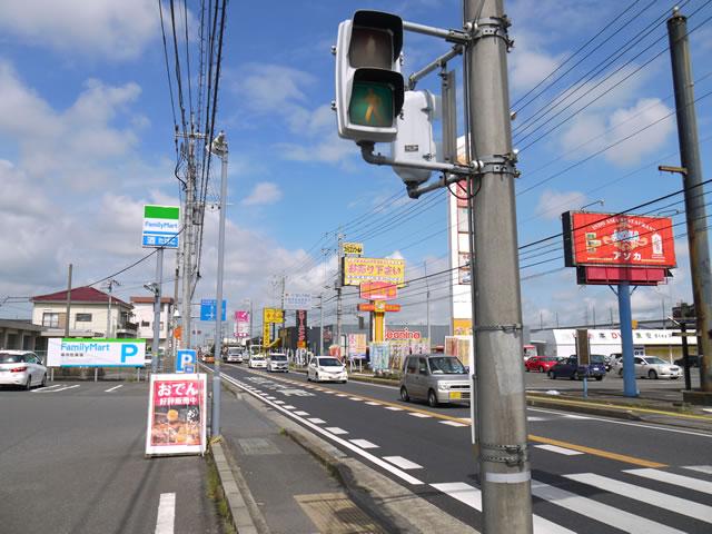 小金井エリア・国道4号線沿い