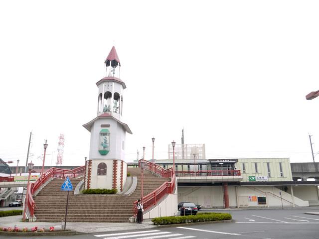 石橋エリア・石橋駅