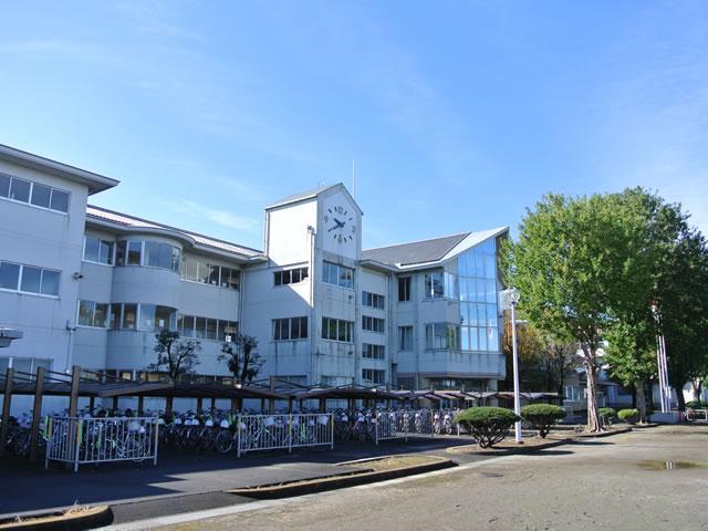 南河内中学校