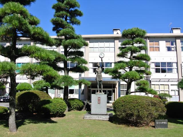 石橋高等学校